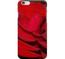 An open heart  iPhone Case/Skin