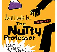 The Nutty Professor by Sam Novak