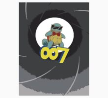 squirtle -007 T-Shirt