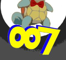 squirtle -007 Sticker