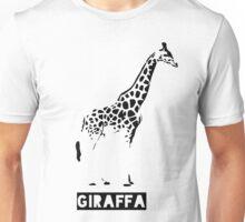 Giraffe aka Giraffa  Unisex T-Shirt