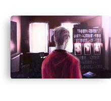 Room - NATHAN Canvas Print