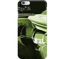Green Imperial iPhone Case/Skin