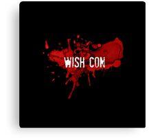 WISHCon Logo1 Canvas Print
