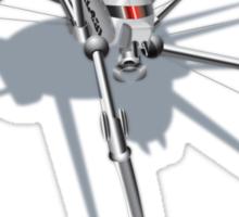 Nano Tech War Spider Sticker