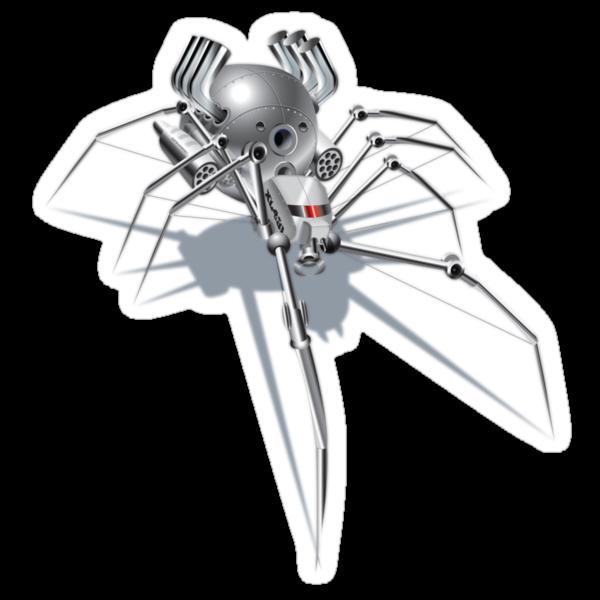 Nano Tech War Spider by Kodiaks2Scents