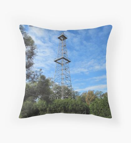 The Big Rig, Roma, Central Queensland. Throw Pillow