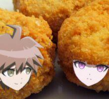 Chicken McNeggies Sticker