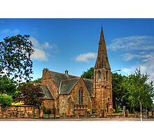 St. Ninian's Craigmailen Parish Church Photographic Print