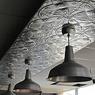 The  Pressed Metal Ceiling. by Lunaria