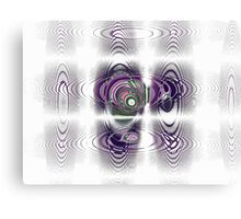 Magnetic Fields Canvas Print