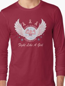 Breast Cancer Awareness Long Sleeve T-Shirt