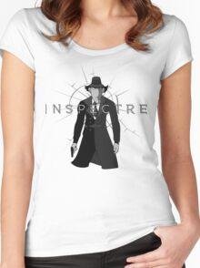 Inspectre Gadget Women's Fitted Scoop T-Shirt
