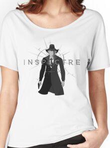 Inspectre Gadget Women's Relaxed Fit T-Shirt