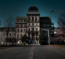 Greystone Psychiatric Hospital 4 by Jamie Babbitt