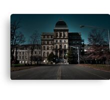 Greystone Psychiatric Hospital 4 Canvas Print