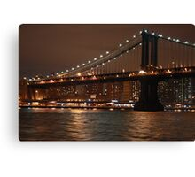 Brooklyn Bridge 1 Canvas Print