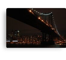 Brooklyn Bridge 2 Canvas Print
