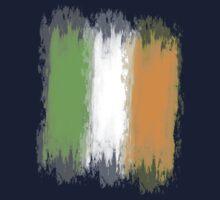 Ireland Flag Dublin Flag Kids Tee
