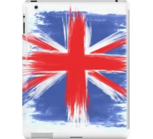 England Flag Great Britain Flag united kingdom iPad Case/Skin