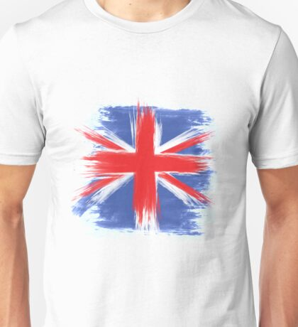 England Flag Great Britain Flag united kingdom Unisex T-Shirt
