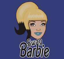swag barbie by TiffanyObrien