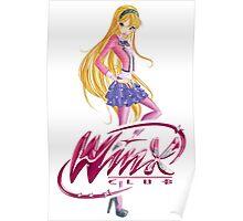 Winx Club - Stella Couture Poster