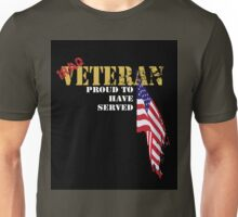 Serving Iraq - Be Proud! Unisex T-Shirt