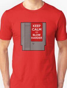 Keep Calm, Blow Harder T-Shirt