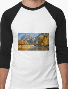 Sacrament of the Wilderness Men's Baseball ¾ T-Shirt