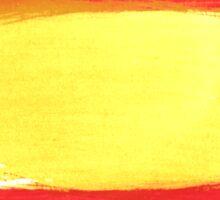 Spain Flag Spanish Flag Sticker