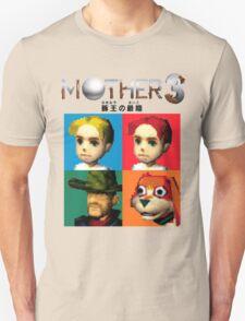 MOTHER 3 / EarthBound 64 Tiles (MOTHER 3 Logo) T-Shirt