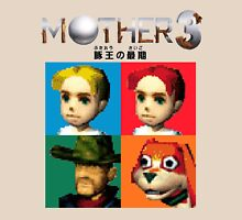MOTHER 3 / EarthBound 64 Tiles (MOTHER 3 Logo) T-Shirt