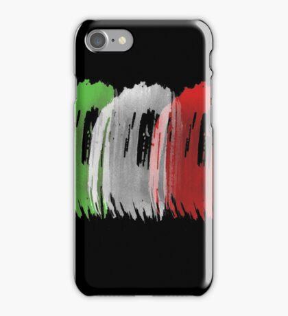 Italy Flag italian rome iPhone Case/Skin