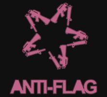 Anti-Flag Pink (Spray) by lasarack