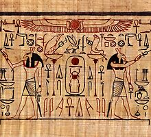 Set Gives Life: Stela of Thutmose I by Aakheperure
