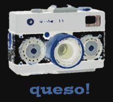 say queso! Kids Tee