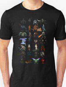 Dark Souls bosses  T-Shirt
