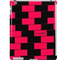 DramatiX Pink & Black Checkerboard iPad Case/Skin