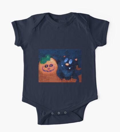 Spooky smiles One Piece - Short Sleeve