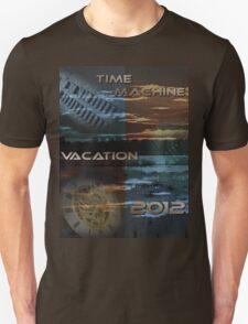 Time Machine Vacation 2012 T-Shirt