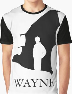 Wayne Graphic T-Shirt