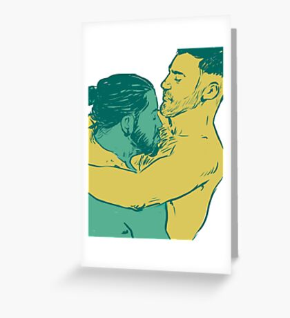 In Love Greeting Card