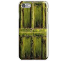 Green Decay iPhone Case/Skin