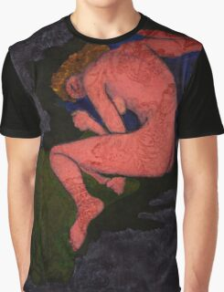 nude woman Graphic T-Shirt