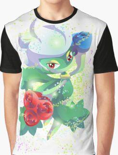 Roserade Graphic T-Shirt