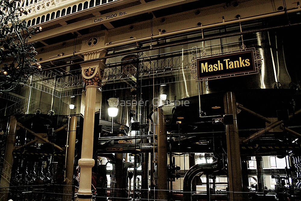 Mash Tank by Jasper Glaspie