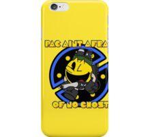 Ghost Muncher  iPhone Case/Skin