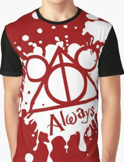 Mickey Potter Too Graphic T-Shirt