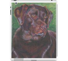 Labrador Retriever Fine Art Painting iPad Case/Skin